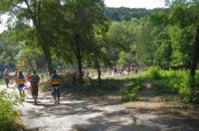 Descente 24 km