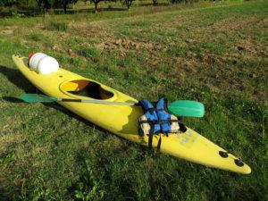 Matériel d'occasion Kayak
